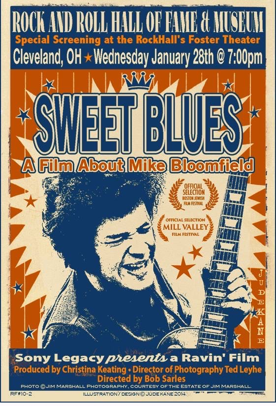 012_SWEET BLUES POSTER
