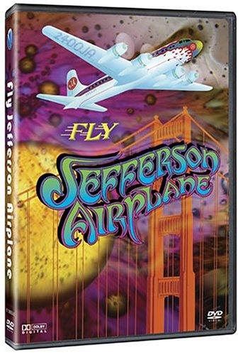 018 FLY JEFFERSON AIRPLANE DVD
